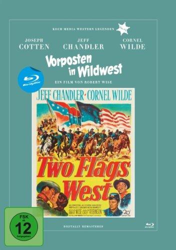 Vorposten in Wildwest - Western Legenden 24 [Blu-ray]