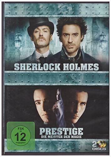 Sherlock Holmes / Prestige - Die Meister der Magie