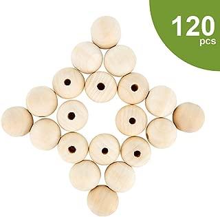 Best big wooden beads Reviews