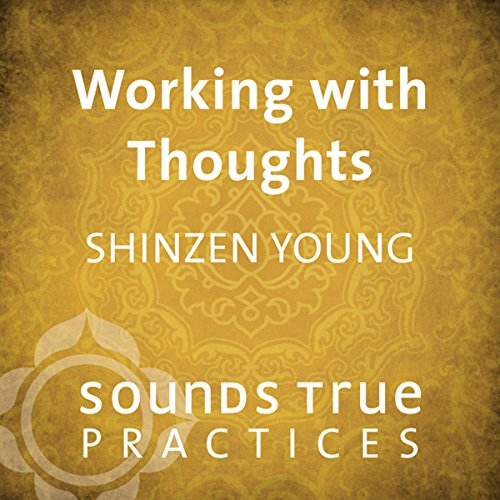 Working with Thoughts audiobook cover art