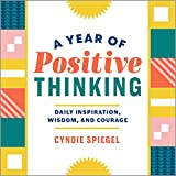 inspiring books for women: A Year of Positive Thinking