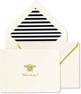Kate Spade New York Notecard Set - What's The Buzz?