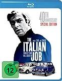 The Italian Job - Charlie staubt Millionen ab [40th Anniversary Edition] [Blu-ray]