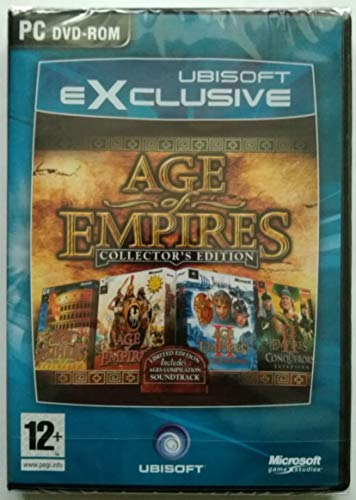 [UK-Import]Age Of Empires Collectors (Limited) Edition Game PC