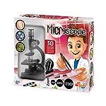 Buki France MS907B Microscope 30 Experiments