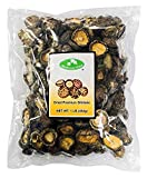 Mushroom House Dried Shiitake Mushrooms, 1 Pound