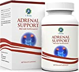 Adrenal Support Ashwagandha Capsules - Cortisol Manager...