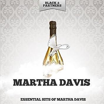 Essential Hits of Martha Davis
