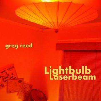 Lightbulb Laserbeam