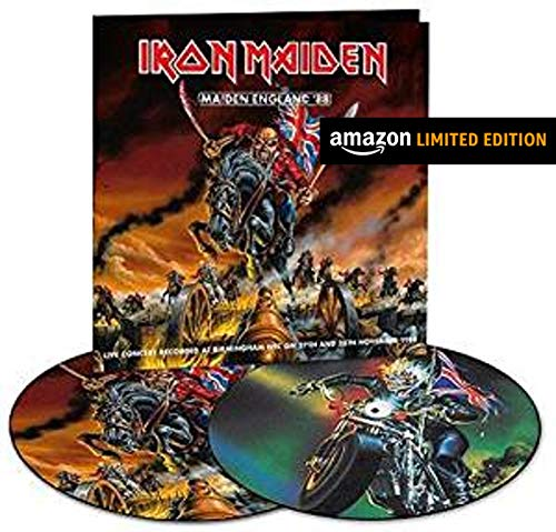 Maiden England (Double Vinyl Picture Disc)