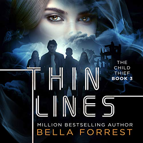 The Child Thief 3: Thin Lines cover art