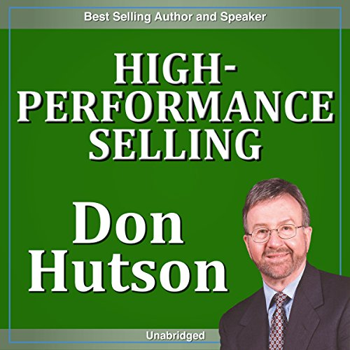 High-Performance Selling audiobook cover art