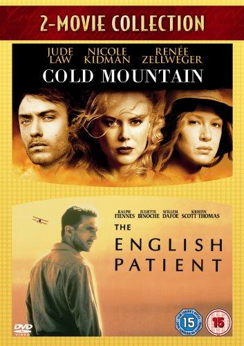 English Patient/Cold Mountain [Reino Unido] [DVD]