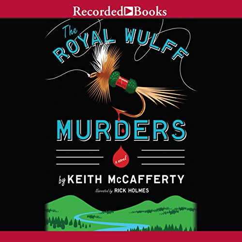 The Royal Wulff Murders audiobook cover art