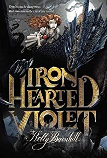 Iron Hearted Violet[IRON HEARTED VIOLET][Paperback]