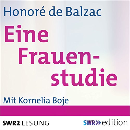 Eine Frauenstudie audiobook cover art