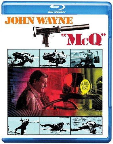 McQ (BD) [Blu-ray]