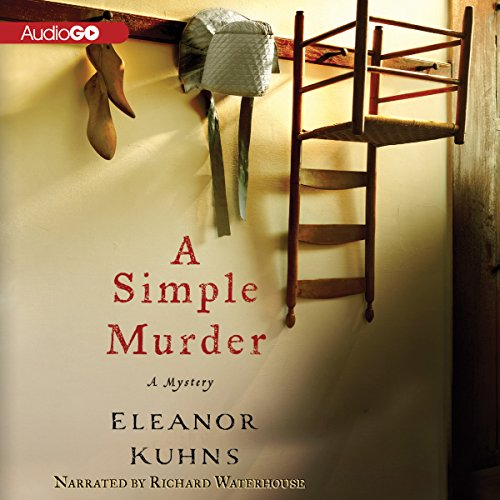 A Simple Murder audiobook cover art