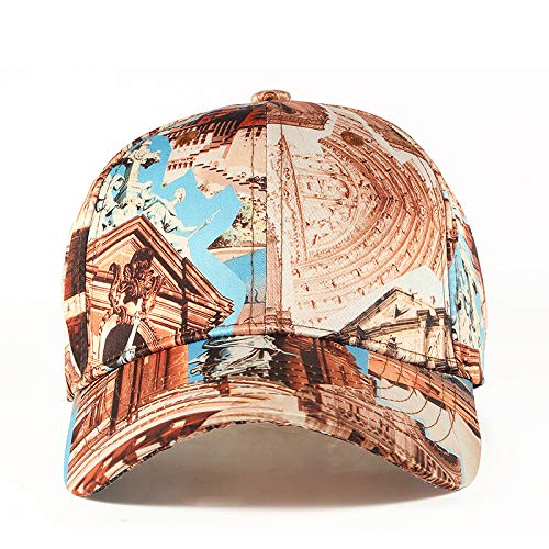 Nueva Gorra de béisbol con Visera de Sol Americana Sombrero de Estilo Caliente para Mujer