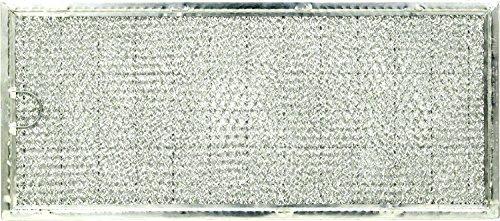 "PS1847969 - OEM FACTORY ORIGINAL WHIRLPOOL MICROWAVE GREASE FILTER (6"" X 13.5"")"