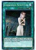 YU-GI-OH! - Forbidden Scripture (MP15-EN038) - Mega Pack 2015 - 1st Edition - Secret Rare