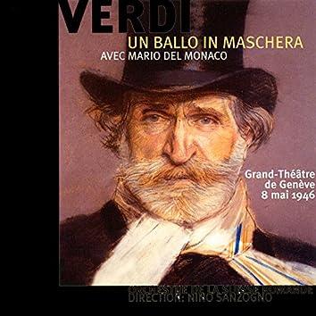Verdi: Un ballo in maschera (Grand Théâtre de Genève, 8 mai 1946)