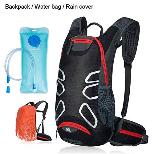 LJ Rucksack Für Outdoor Wandern Camping Reisegepäckträgertaschen Ultrasport Reiten Oder Fahren T
