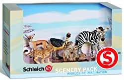 Baby African Animals Boxed Set