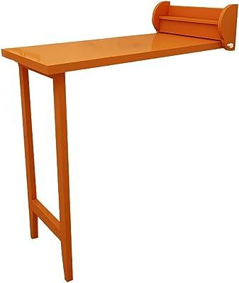 Table Pliante Murale Yxx En Bois Massif Support A Linge Table A