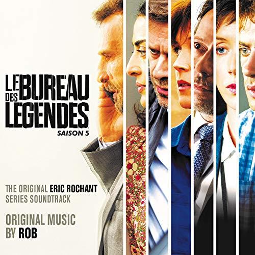 Le Bureau des Légendes-Saison 5 (Original Series Soundtrack)
