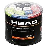 HEAD 60 Xtremesoft, Accessori Tennis Unisex-Adulto, Nero/Giallo, Taglia unica