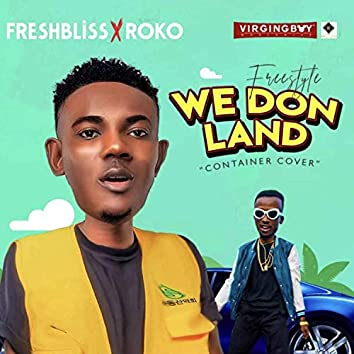 We Don Land (feat. Roko)
