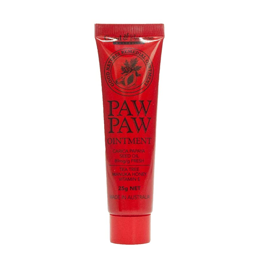 レベル帝国情熱Good natures PawPaw Cream 25g