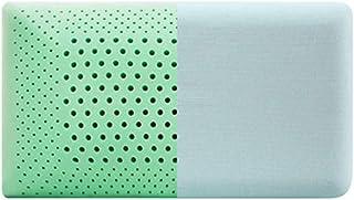 Almohada de Memoria portátil de Viaje Almohada Protege la Columna Cervical for Ayudar a Dormir (Single Pack) (Color : Pillow B)