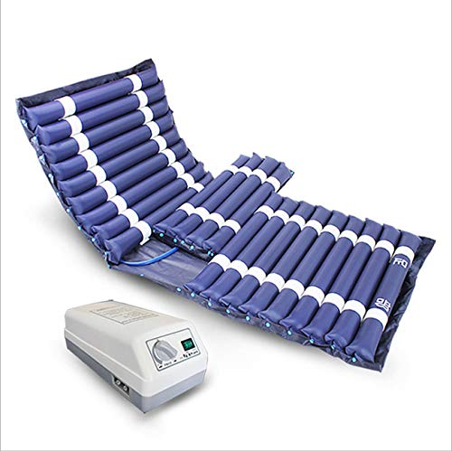 GYFY Colchón antiescaras de Aire Orificio de Inodoro extraíble Bomba Ultra silenciosa Modo de Reposo Antipolvo Dolor Protección contra úlceras por presión