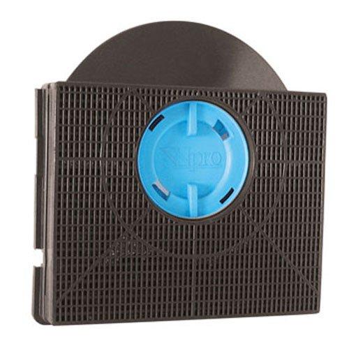 IKEA Whirlpool Dunstabzugshaube anthrazit Carbon Filter. Original Teilenummer 481281718532