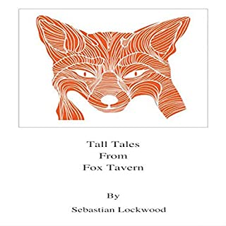 Tall Tales from Fox Tavern audiobook cover art