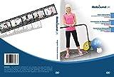 """Rebounding für Anfänger, präsentiert von """"Anika Fit"""". Workout DVD in Englisch und Deutsch."""