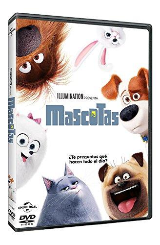 Mascotas DVD