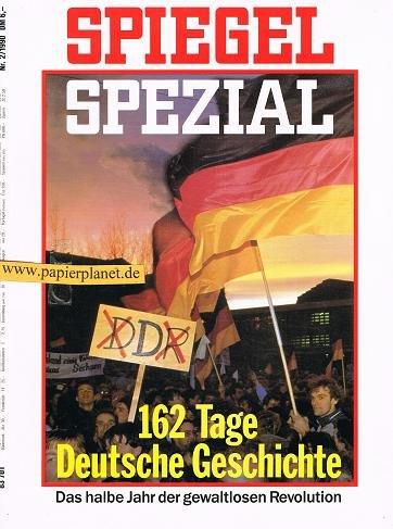 Spiegel Spezial - 162 Tage Deutsche Geschichte