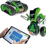 Xtrem Bots - Mazzy, Kit Robotica para Niños 8 Años O Más, Robot para Montar, Robótica Educativa, Robots Juguetes, Juguete Educativo, Juego Educativo, App Incluida