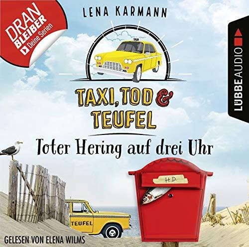 Taxi, Tod und Teufel - Toter Hering auf drei Uhr Titelbild