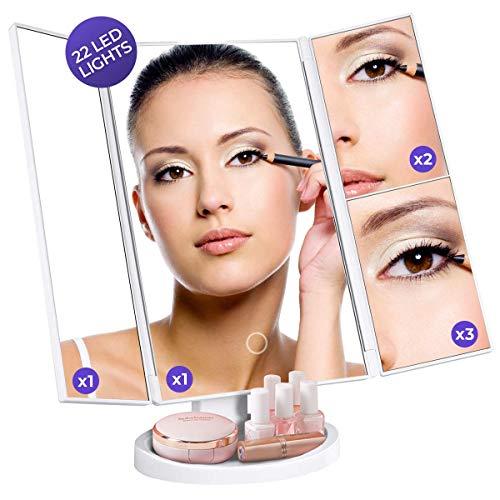 Image of LED High-Definition Makeup...: Bestviewsreviews