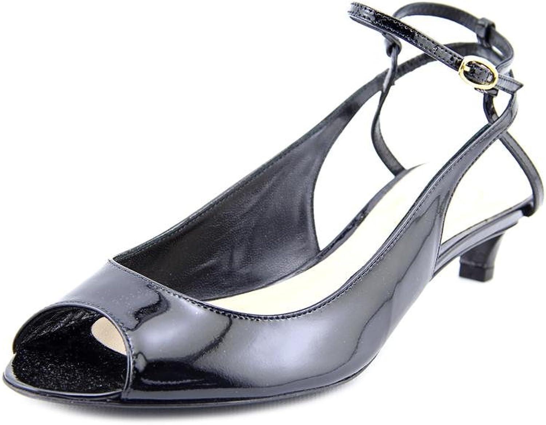 Delman Womens Hope Ankle Strap Pump shoes