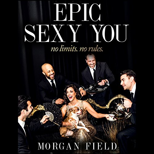 Epic Sexy You audiobook cover art