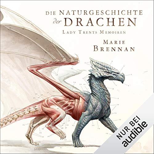 Couverture de Die Naturgeschichte der Drachen