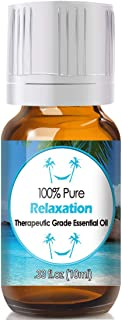 Relaxation Blend Essential Oil for Diffuser & Reed Diffusers (100% Pure Essential Oil) 10ml