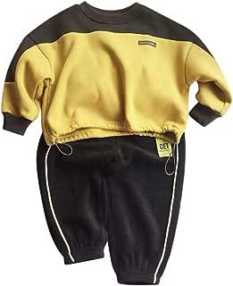 Abbigliamento per Bambini Orso Felpa Tops Bambini Pantaloni Bambini Mecohe