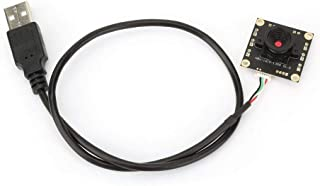 Maxmartt 1.3 Million Pixels 60° Wide Angle Lens USB Camera Module with HM1355?Chip