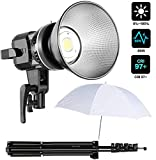 Best Continuous Lighting Kits - GVM 80W Continuous Lighting Kit, 5600K Daylight Bowens Review